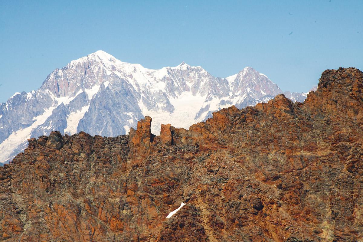 Monte bianco e Grivola