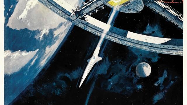poster 2001 odissea nello spazio