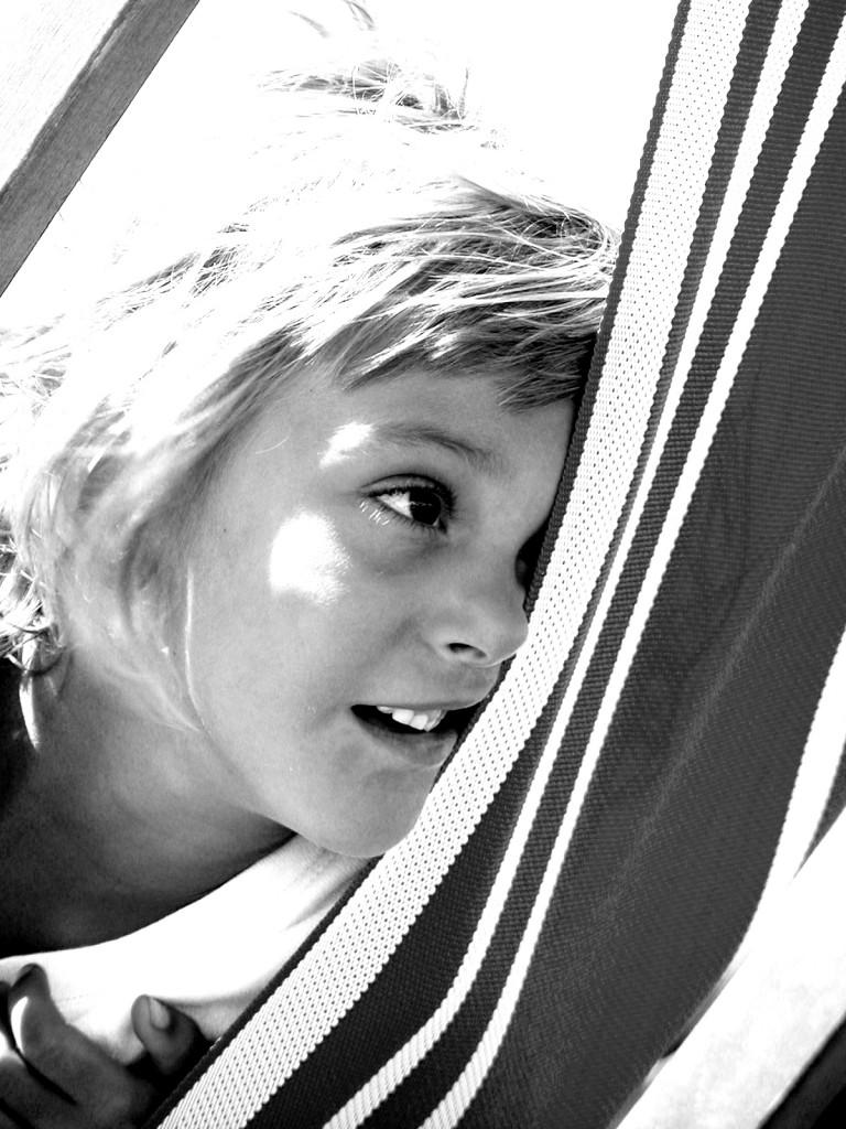 ritratto scattato a bordo di un traghetto da Simone Civita nel 2007