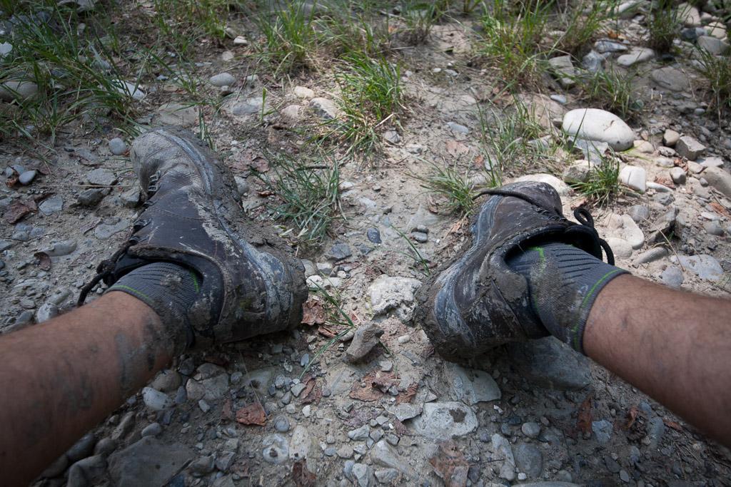 scarpe via degli dei
