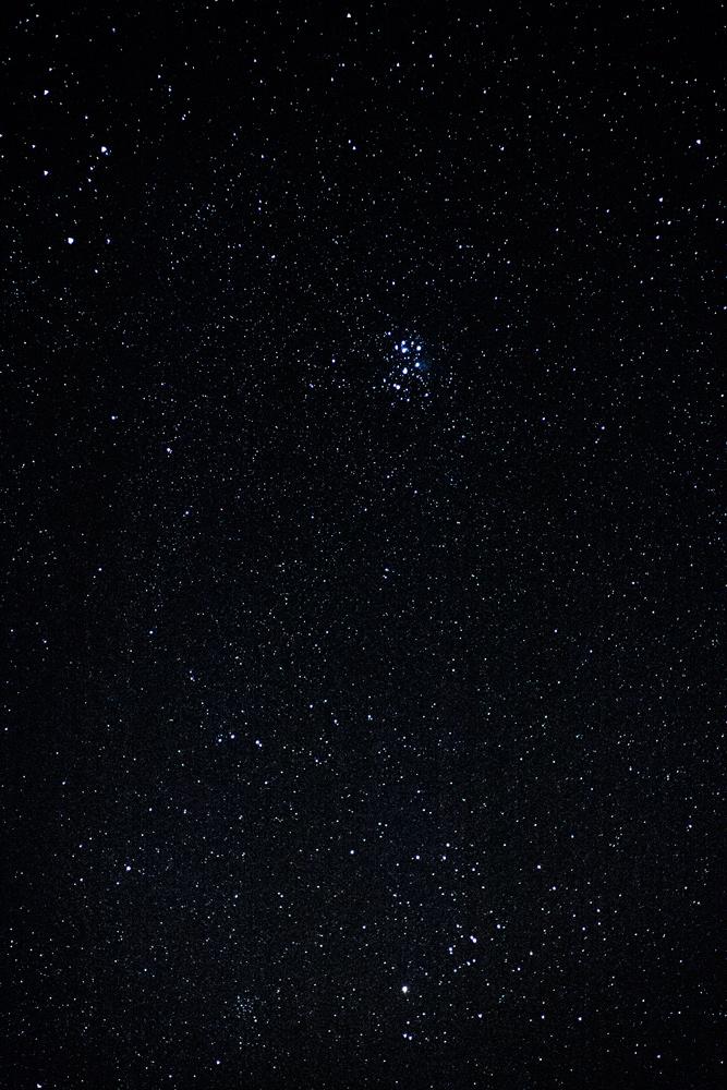 notte sul monte penna